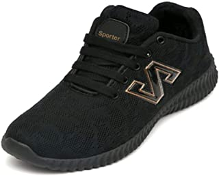 Earton Best Rates Training Shoes,Walking Shoes,Gym Shoes,Sports Shoes, Running Shoes for Men,Casual Shoes,Light Weight, Gym Shoes, Comfortable for Men's/Boy's (Brown-1221)