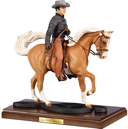 Breyer Elvis and Rising Sun  Harmony on Horseback by Breyer