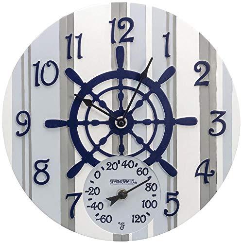 10 best nautical decor outdoor clock for 2021