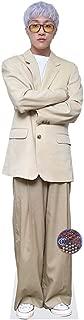 Zion T (Cream Suit) Mini Cutout