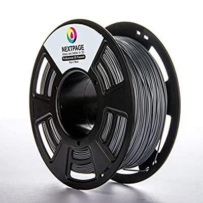 Nextpage 3D PLA Filament 1.75mm 1 KG für 3D Drucker