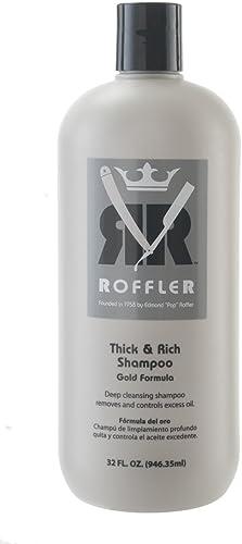 lowest Roffler Gold lowest high quality Shampoo, 32 Ounce sale