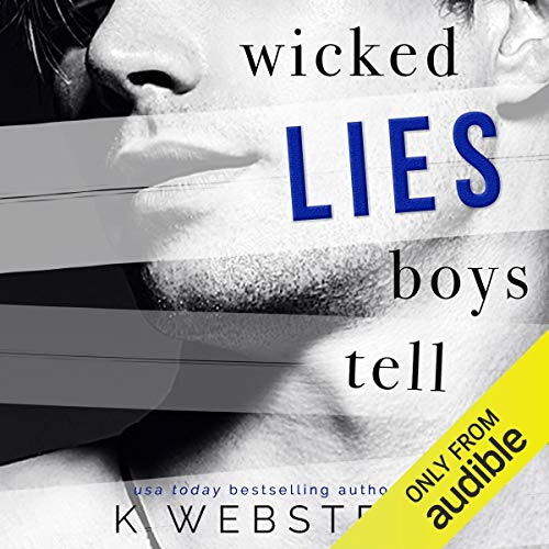 Page de couverture de Wicked Lies Boys Tell