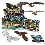 SBABAM- Dominadores de los cielos, paquete de 4 bolsitas Super Animales, 058-20 , color/modelo surtido