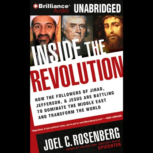 Inside the Revolution audiobook cover art