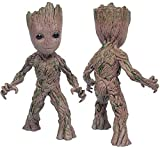 XLLQYY Action-Figuren Baby Groot Nettes Modell Spielzeug Guardians of The Galaxy Für Kinder...