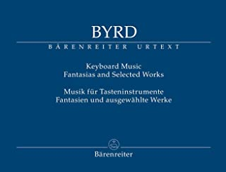 Organ and Keyboard Works- Fantasias and Related Works