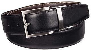 Kirkland Signature Men's Reversible Leather Belt (BLACKBROWN 34) Fits pant size 30-48