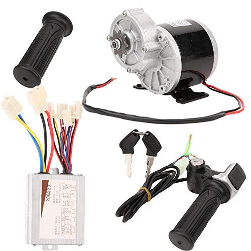 Asixxsix Controlador de Motor, Juego de conversión Cepillado 36V 350W Motor con...