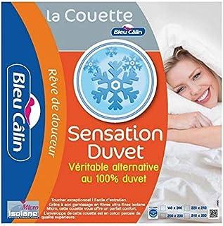 Alpes Blanc Couette Sensation Duvet 220x240