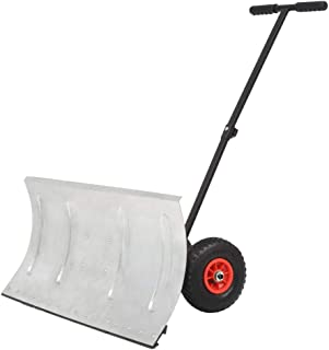 Best manual snow pusher Reviews