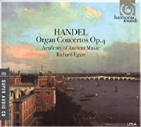 Organ Concertos Op 4 (Hybr)