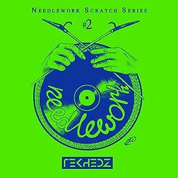 Needlework #2 - Scratch Series