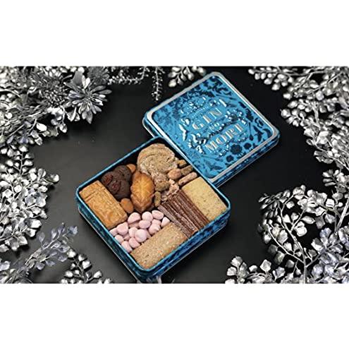 120缶 恵那 銀の森 プティボワ 120缶サイズ ギンノモリ サブレ クッキー GIN NO MORI 森の恵みクッキー