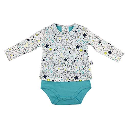 Body t-shirt bébé garçon Little Moon - Taille - 18 mois (86 cm)