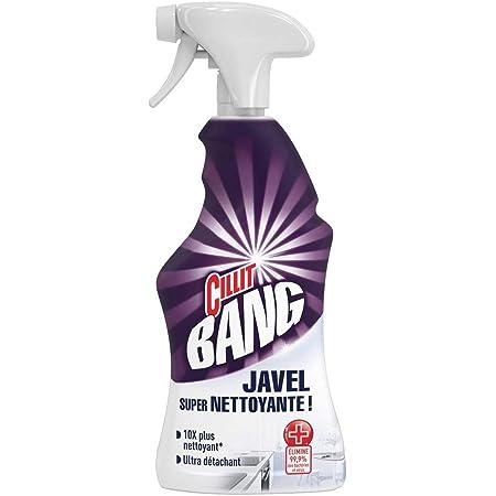 Cillit Bang Higiene Spray Limpiador higienizante, para Baño y Cocina- 750 ml