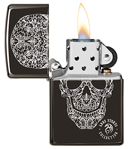 Zippo Skull Lighters 5
