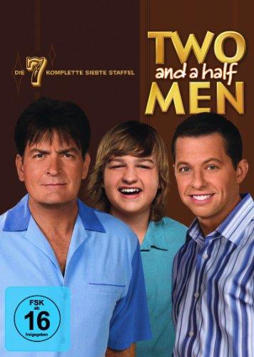 Two and a Half Men - Mein cooler Onkel Charlie - Staffel 7 [4 DVDs]
