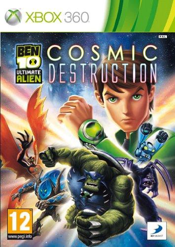 Infogrames Ben 10 Ultimate Alien: Cosmic Destruction, Xbox 360 Xbox 360 Inglés vídeo - Juego (Xbox 360, Xbox 360, Acción / Aventura, E10 + (Everyone 10 +))