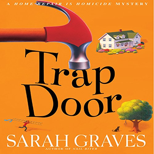Trap Door audiobook cover art