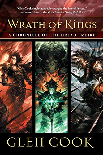 Wrath of Kings: A Chronicle of the Dread Empire (English Edition)