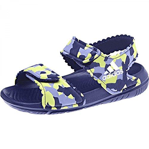Adidas - Altaswim G I - DA9603 - El Color: Amarillos-Azul - Talla: 20.0