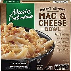 Marie Callender's Creamy Vermont Mac & Cheese Bowl, 13 Ounce