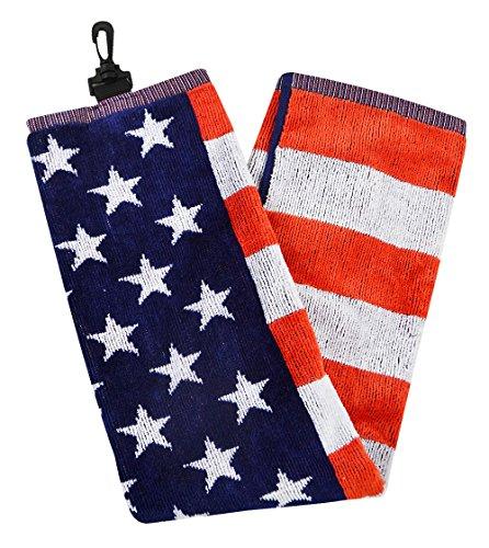 Hot-Z Golf USA Towel