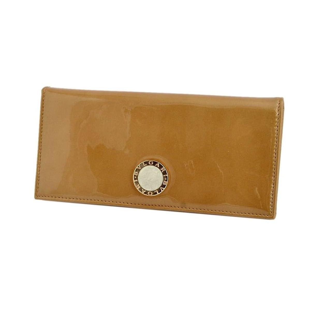 不適あえぎセンチメートル(ブルガリ) BVLGARI レディース レザー 長財布 [並行輸入品]