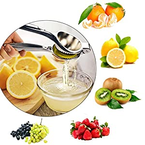 Lemon Squeezer Hand Manual - Lime Hand Juice Lemon Squeezers Press Citrus Press Juicers Squeezer, Premium Quality Lime…  