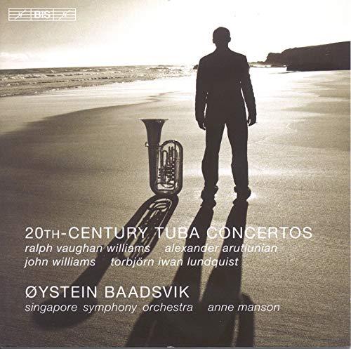 Tuba Concertos (20Th Century) - Vaughan Williams, V. / Arutiunian, A. / Lundquist, T.I. / Williams, J.