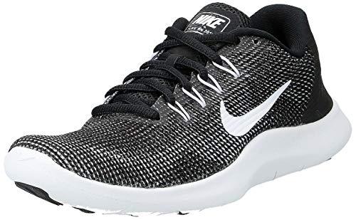 Nike Women's, Flex RN 2018 Running Sneaker Black 7 M