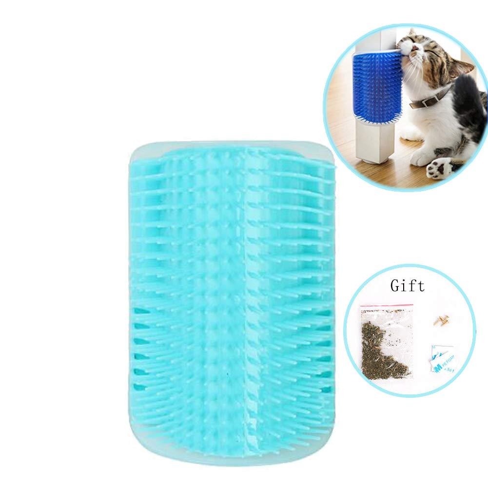 ACLBB - Cepillo de Pelo para Gatos, Herramienta de Aseo, Peine para Eliminar el Pelo de Perros y Gatos, Dispositivo de Masaje, con Hierba gatera: Amazon.es: Hogar