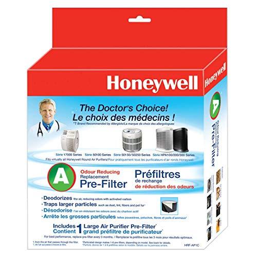 honeywell hepa filter 50250n - 1