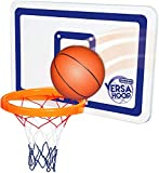 Duncan Toys VersaHoop 2 – XL, Indoor/Outdoor Mini Hoop Kit with Oversized Hoop, Durable Ball and Clamp Set