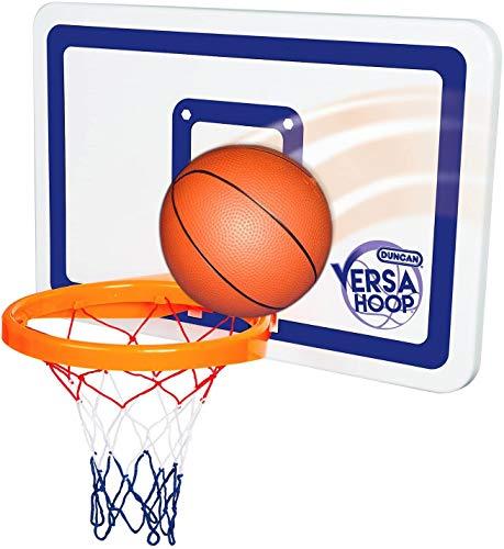 Duncan Toys VersaHoop 2 – XL, Indoor/Outdoor Mini Hoop Kit with Oversized Hoop, Durable Ball and...
