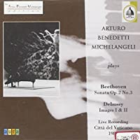Beethoven:Sonata/Debussy:Image