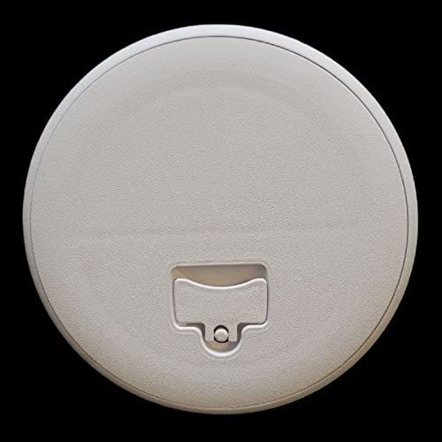 Jim Black Boat Deck Plate Ranking TOP11 White Amherst Mesa Mall 8 587-8-02 Inch