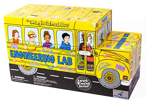 Product Image of the The Magic School Bus: Engineering Lab By Horizon Group USA, Homeschool STEM Kits...