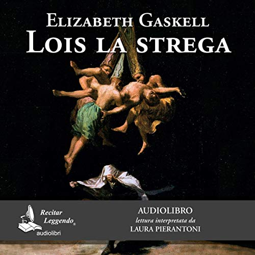 Lois la strega audiobook cover art