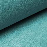 NOVELY® Platin | elegant glänzender Möbelstoff |