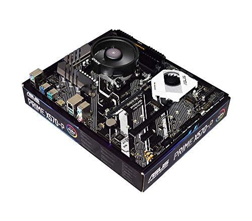AWD-IT Bundle Mainboard CPU und RAM: AMD Ryzen 3 3200 G 4 GHz CPU mit Radeon Vega 8 Graphics, ASUS Prime X570-P Mainboard 2400 MHz DDR4 RAM 3600 8GB 2400MHz