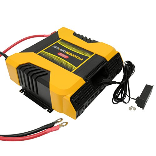 PowerDrive PD3000 3000W Power Inverter with Bluetooth