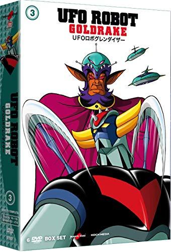 Ufo Robot Goldrake, Vol. 3 (6 DVD)