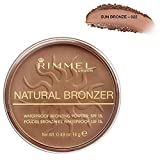 RIMMEL LONDON Natural Bronzer (terra compatta) 022 SUN BRONZE