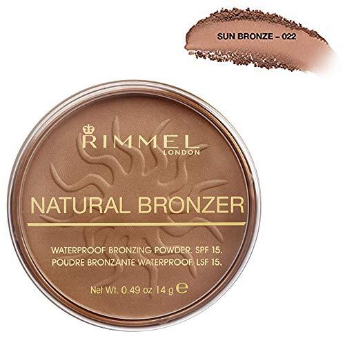 RIMMEL BRONZING POWDER SPF8 22 Sun Bronze