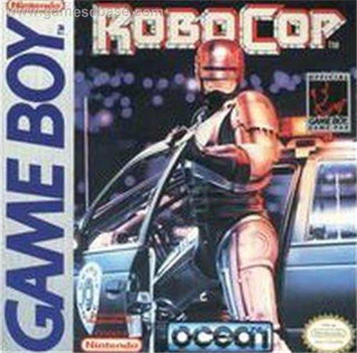 Robocop Gameboy