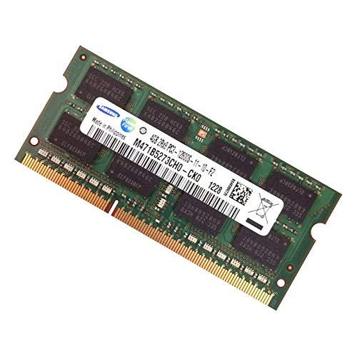 Memoria RAM DDR3 1600 MHz Samsung de 4 GB (PC3 12800S) SO DI