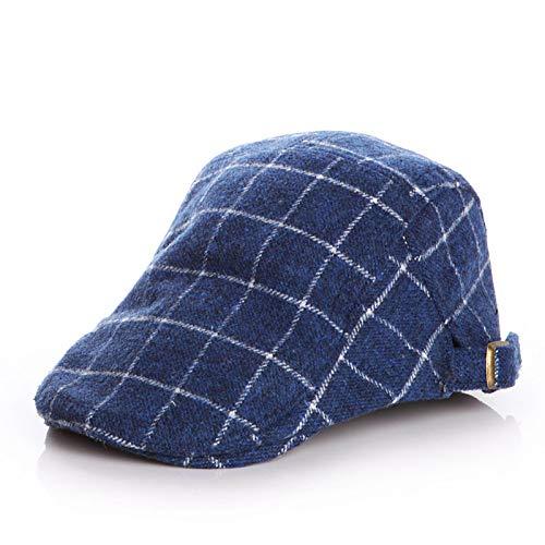kyprx Sombrero de Boina Nuevo para niños