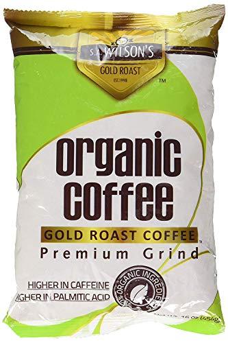 S.A. Wilson's Gold Roast Bio Einlauf Kaffee für die besten Kaffee-Einläufe! 500 g.